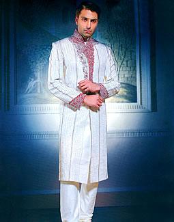 Junaid Jamsheds Sherwani Style 2011 8style.pk
