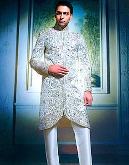 Junaid Jamsheds Sherwani Style 2011 9style.pk