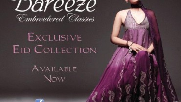 Latest bareeze eid collection 7382