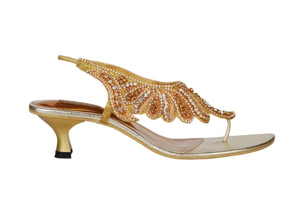 Latest eid collection 2011 by stiletto shoes by metro 007 style.pk