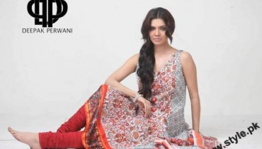 Mid-Summer-Lawn-Eid-Collection-For-Women-2011-By-Deepek-Perwani-8 style.pk