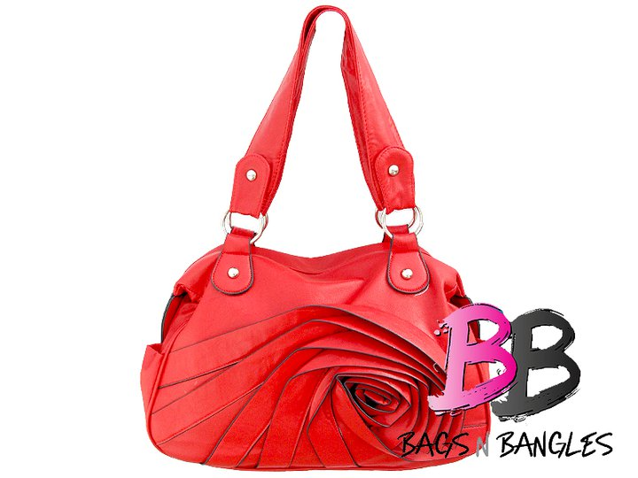 Rose colour bag 0022