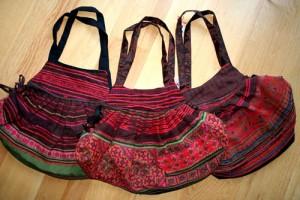 Latest embroiderd handbags