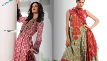 Umar-Saeed's-Ladies-Collection-With-Al-Karam-At-Portia-Fabrics-2011-6 style.pk