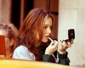 blair blair waldorf chanel chanel makeup gossip gossip girl Favim.com 106441 300x240