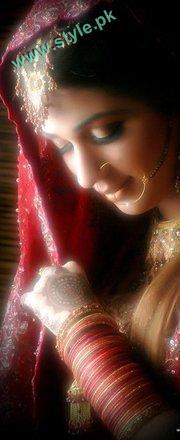 Best Bridal Makeups For Wedding 1 style.pk