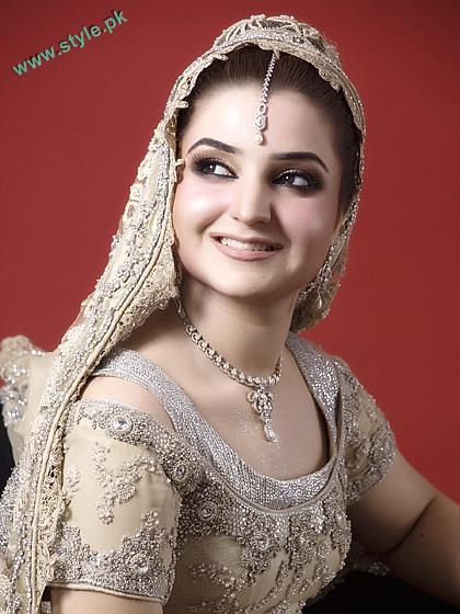 Best Bridal Makeups For Wedding 4 style.pk