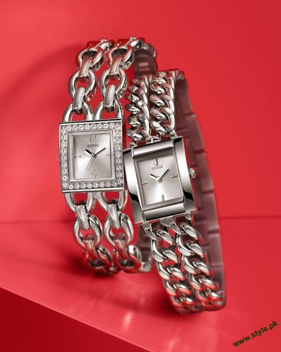 Ladies-Wrist-Watches-By-Guess-2011-6 style.pk