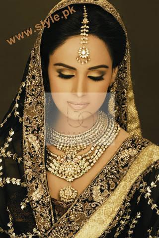 Latest Bridal Jewellery Collection By Bushra Aftab 2011 4 stylepk