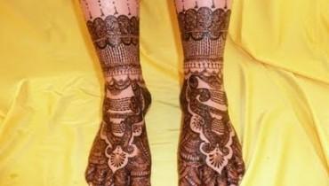 Latest-Bridal-Mehndi-Designs-For-Feet-1 style.pk