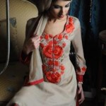 Latest-Party-And-Casual-Wears-Dresses-Collection-2011-5 style.pk