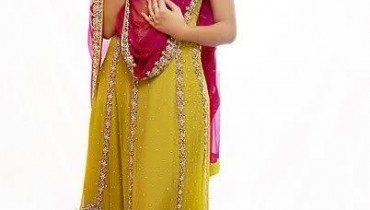 Latest-mehandi-dress-for-brides-2011-3 style.pk