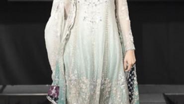 Maria B Dresses at Pakistan Fashion Extravaganza London 2011 style.pk 001