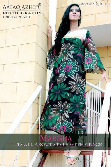 Marisha dress line 2011 www.style.pk 001