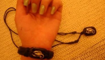 black bracelet 62