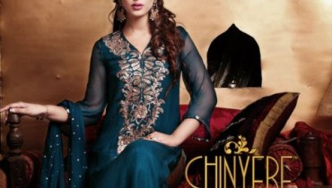 Chinyere Mughal Dynasty Winter Collection 2011-2012 01