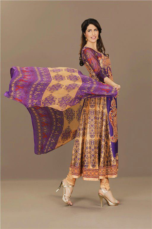 Eid Winter Collection By Lala Textiles 2011-1 style.pk