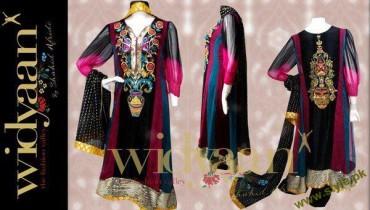 Latest Paty Wears By Widyaan 2011-2012 1 style.pk