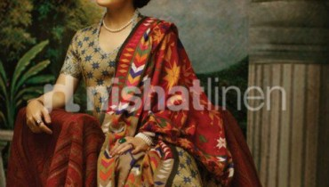 Nisha Winter Collection 2011-2012 by Nishat Linen style.pk 001