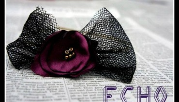 Purple Dream by Echo – Hair Accessories 001 style.pk