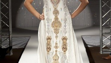 Stunning Latest Collection of Waseem Noor For Girls 2011-12 style.pk 001