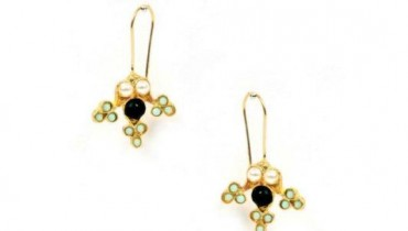 Turkish Earring Collection For Eid By Maria B 2011-4 style.pk