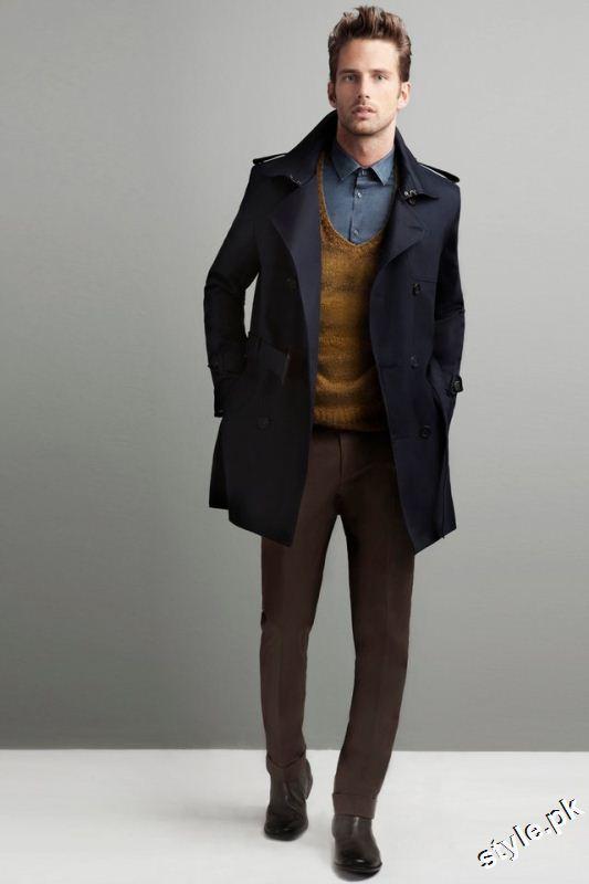 Zara Men Fall/Winter Collection 2011-2012