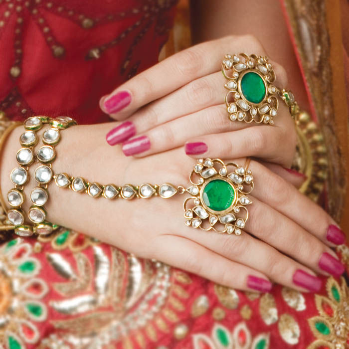 Fashion Insurance: Classy Hand Ornaments For Women
