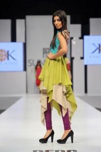 kamiar rokni's collection at sunsilk fashion week (4)