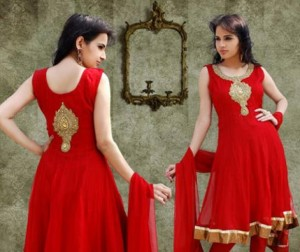 Girl's party wear dresses by Asianz Attire (3)