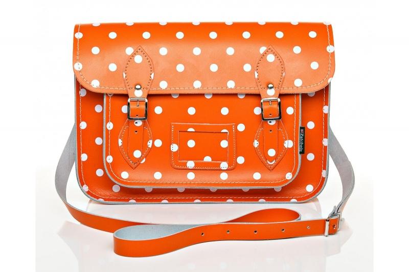 Zatchels Polka Dot Handbag Collection 2011_06