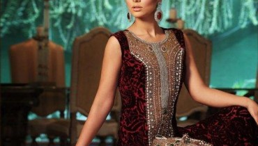 Beautifull Party Wears Collection Of Teena By Hina Butt 2011-12-003