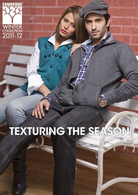 Cambridge Latest winter collection 2011-2012 01