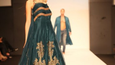 HSY Latest Collection Showcased in Dubai Fashion Week a