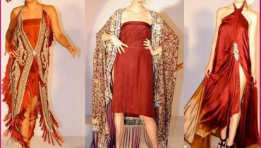 Latest Party Wears Collection By Ayesha F Hashwani 2012-002