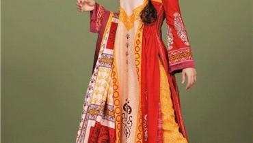 Latest Sana & Samia's Khaddi Collection 2012-001