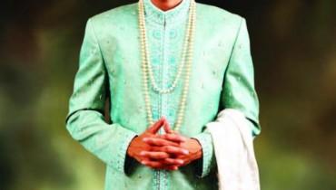 Latest Sherwani Collection By Rizwan Moazzam 2011-12-007