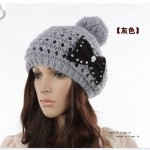 Latest Trend Of Women Winter Caps and Hats 2012 02