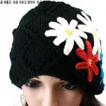 Latest Trend Of Women Winter Caps and Hats 2012 07