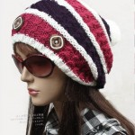 Latest Trend Of Women Winter Caps and Hats 2012 12
