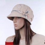 Latest Trend Of Women Winter Caps and Hats 2012 15