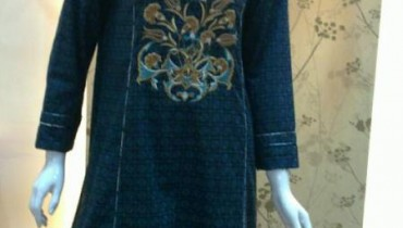 New Arrivals Of Eid Dresses For Women 2011 By Bonanza Garment-001