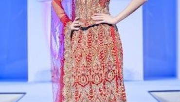Variety Silk House Collection at International Asian Fashion Awards 2011-006