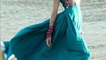 Vasim Asghar Latest Desert Rose Collection For women 2012 01