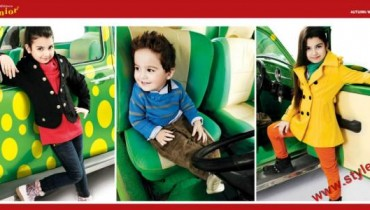 Winter Collection For Kids By Outfitters Junior 2011-006