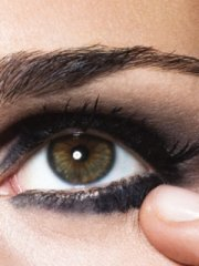 Smokey eyes makeup (9)