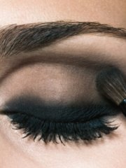Smokey eyes makeup (8)