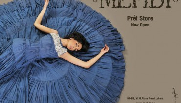 Designer Mehdi Pret Wear 2012 For Women a