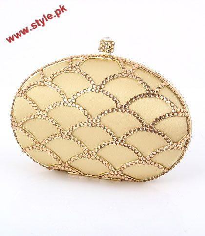 Latest Clutches Designs by Deeya Jewelery And Accessories 2012 004