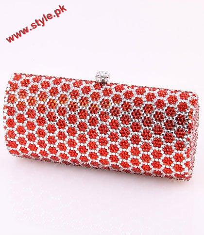 Latest Fancy Clutches For Party Wear By Deeya Jewelery And Accessories 2012 002